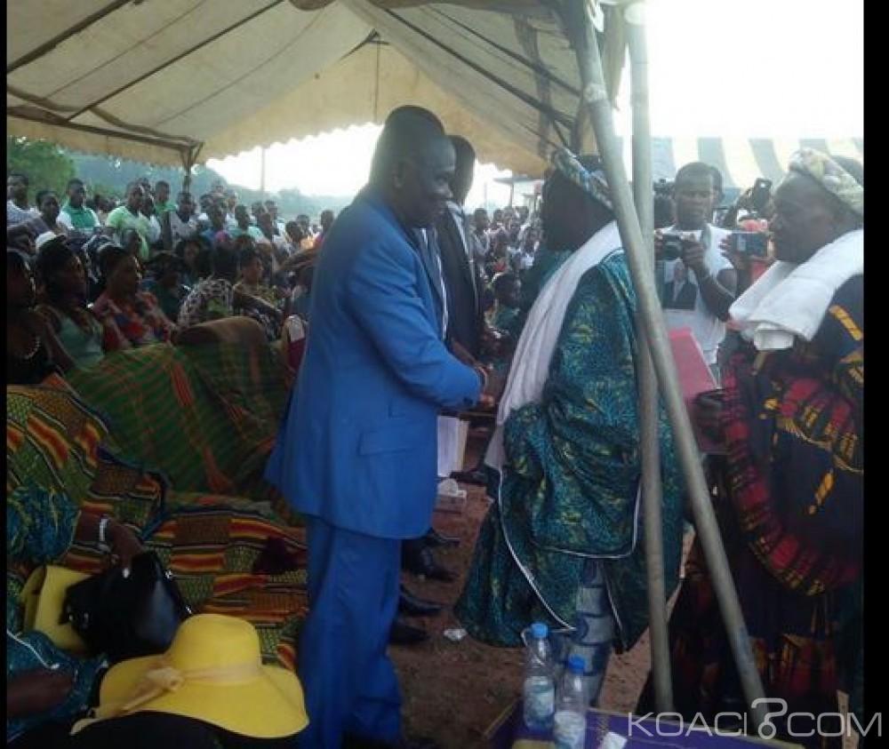Côte d'Ivoire: Guéyo, pour la réconciliation, le député-maire demande pardon et pardonne à tous ceux qui l'ont offensé lors des législatives 2016