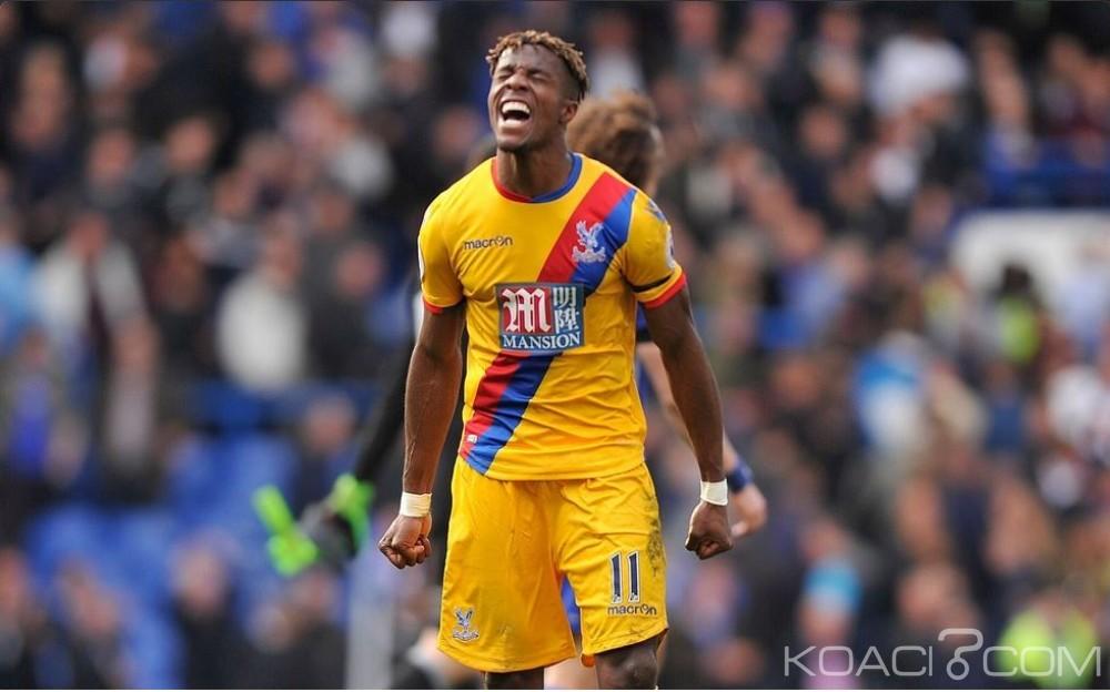 Côte d'Ivoire: Courtisé par Tottenham et City, le prix de Zaha aurait été fixé par Crystal Palace, on évoque  plus de 26 milliards de FCFA