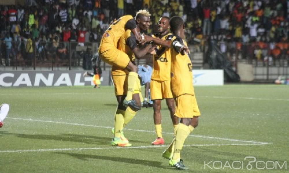 Côte d'Ivoire: Le doublé d'Aristide Bancé maintient l'Asec Mimosas à cinq points suite à sa victoire sur le Sporting Club de Gagnoa (2-0)