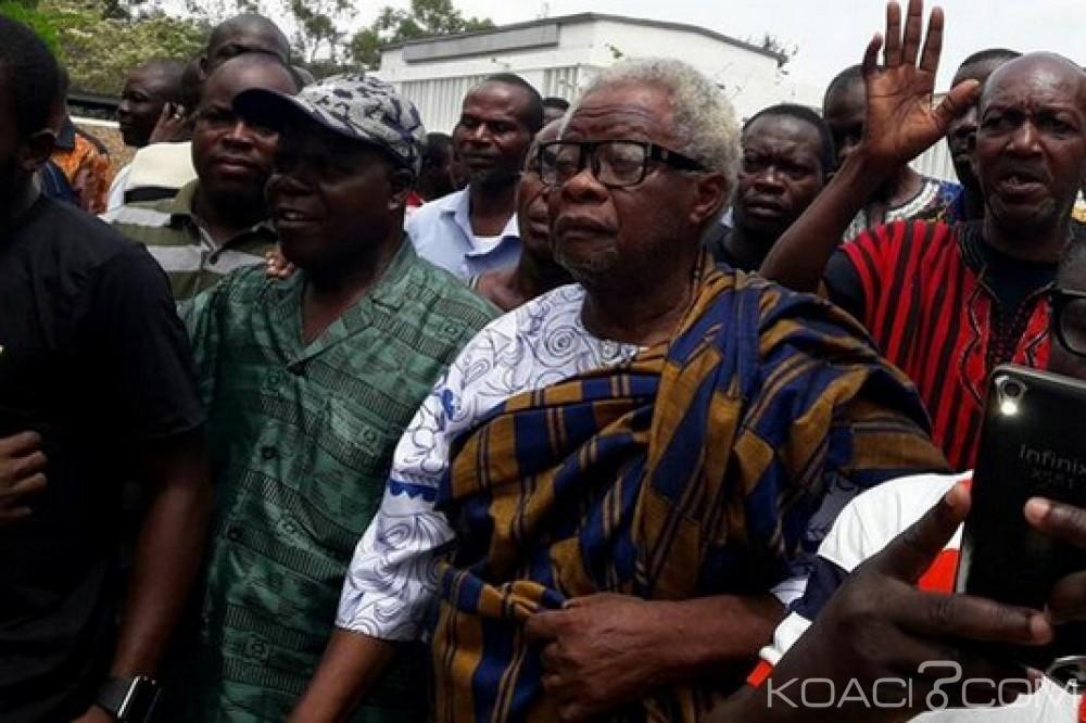 Ghana: Griefs de Kudzordzi pour l'indépendance du Togoland