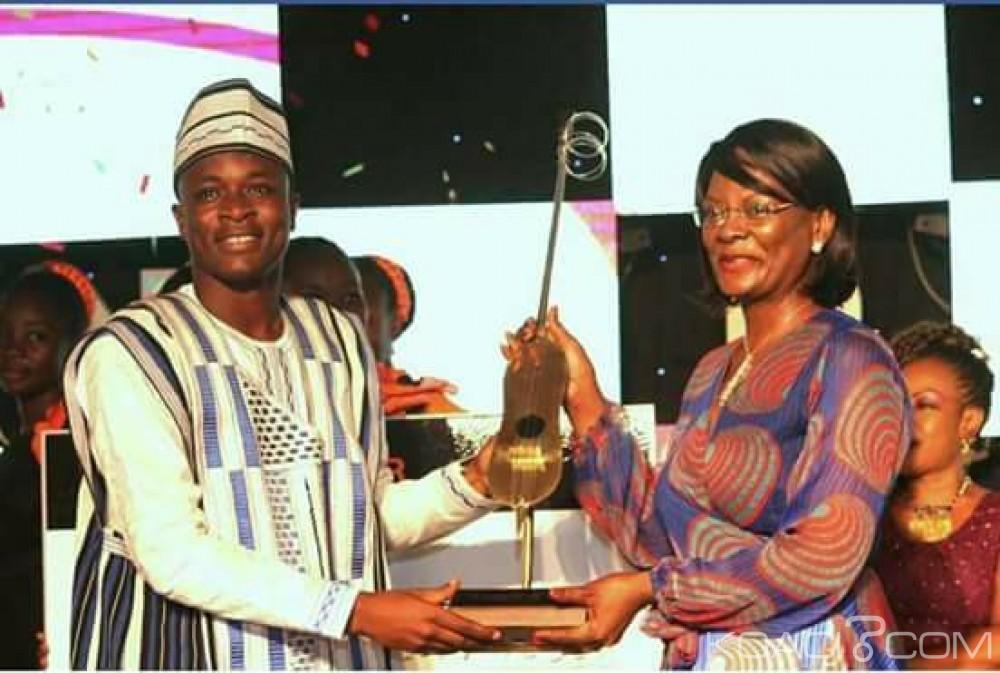 Burkina Faso: Kundé d'or, Imilo Lechanceux désigné meilleur artiste de l'année