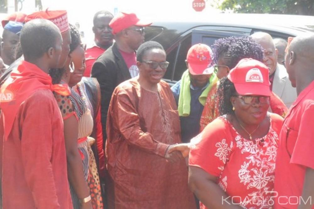 Togo: Agboyibor et les siens fêtent 26 ans dans le CAR