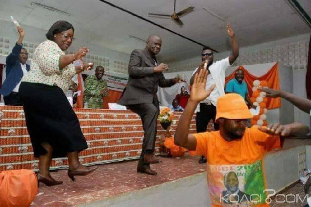 Côte d'Ivoire: Pré-congrès régional  du RDR Gbêkê
