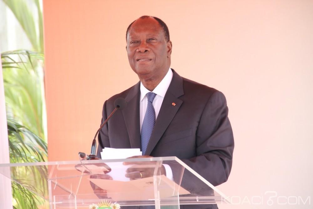 Côte d'Ivoire: Ouattara révèle qu'un million d'euros a été retrouvé sur un compte d'un responsable d'Agrobusiness à l'extérieur du pays