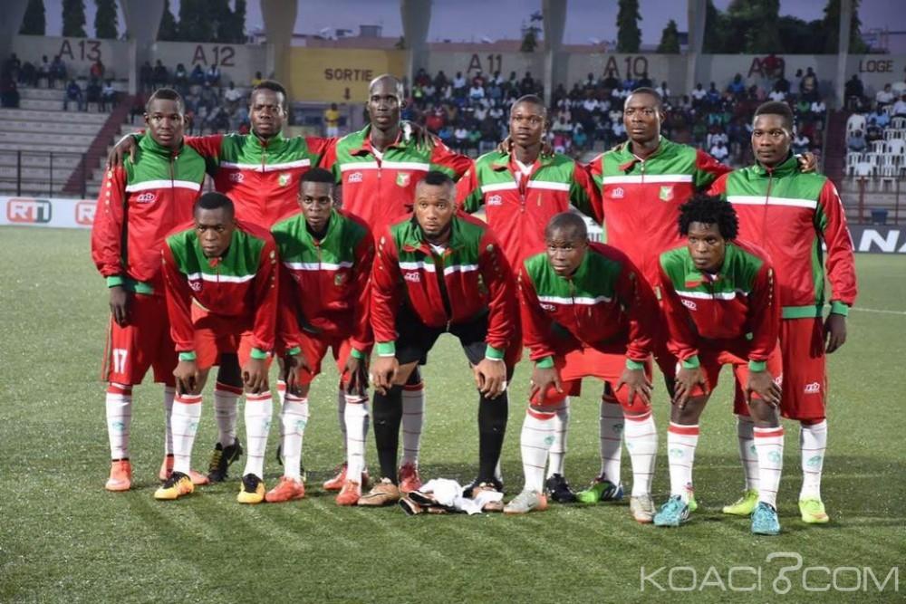 Côte d'Ivoire: Battue par le Sporting Club de Gagnoa, les espoirs de titre de l'Africa Sport se réduisent