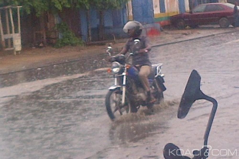 Togo: Quand le ciel impose la fête du travail aux «Zemidjan-men»