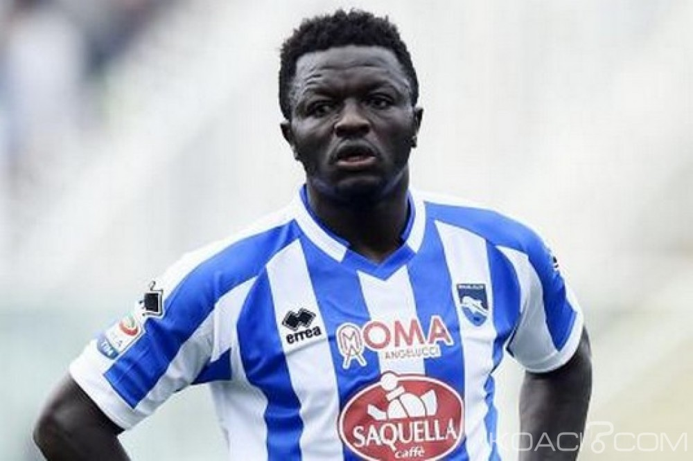 Ghana: Sulley Muntari suspendu en Italie après ses protestations contre des cris racistes