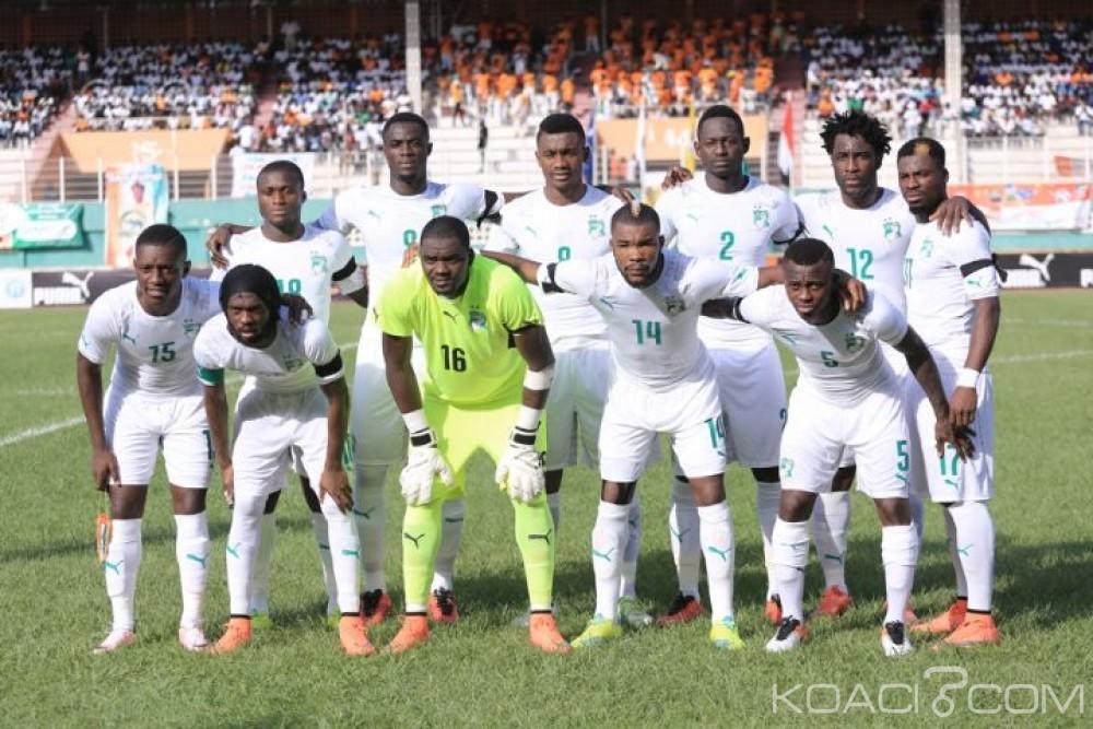Côte d'Ivoire : Classement FIFA, la Côte d'Ivoire classée 48ème rang mondial et 9ème africain