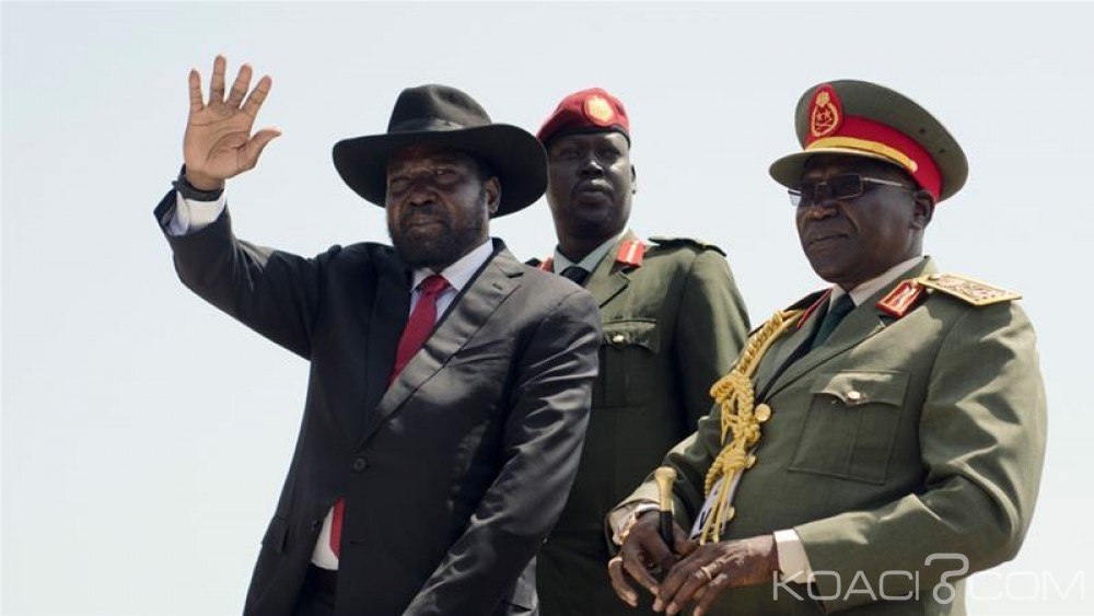 Soudan du Sud: Salva Kiir limoge le puissant chef de  l'armée Paul Malong