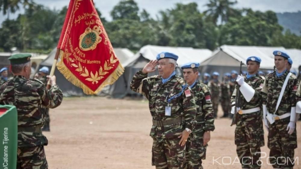 Koacinaute:  Les soldats marocains en première ligne pour le maintien de la paix et de la sécurité en Afrique et dans le monde
