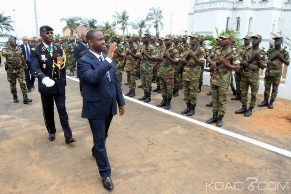 Côte d'Ivoire: Nouveau soulèvement des mutins, Guillaume Soro  rassure que le dialogue triomphera