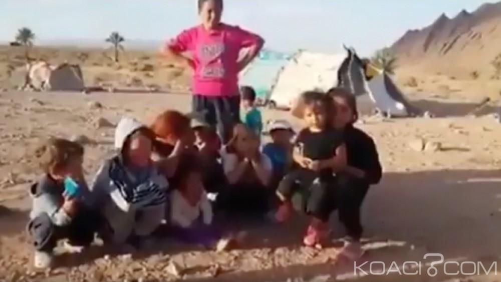 Koacinaute:  Traitement inhumain, cruel et sadique des réfugiés syriens par le régime algérien