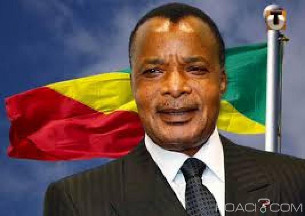 Congo : Sassou convoque le corps électoral le 16 juillet pour les législatives et municipales