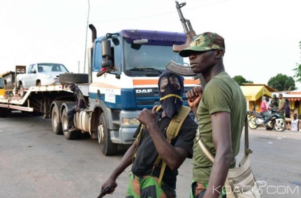Côte d'Ivoire: Des tirs nourris entendus à Bondoukou, frayeur au niveau des populations