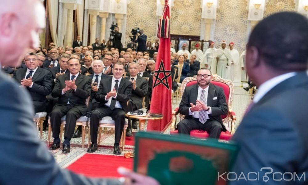 Koacinaute:  Le Roi du Maroc lance officiellement le projet pharaonique du Gazoduc Maroc-Nigéria