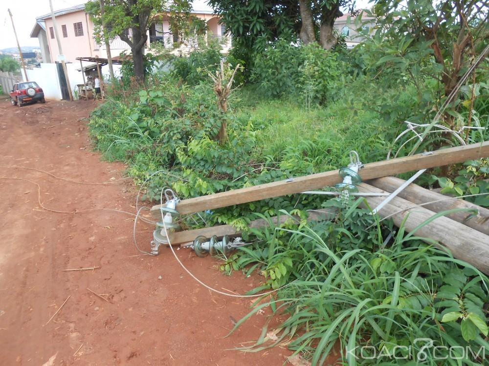 Cameroun:  La haute tension au sol, les populations appellent au secours, Eneo demande le «carburant»