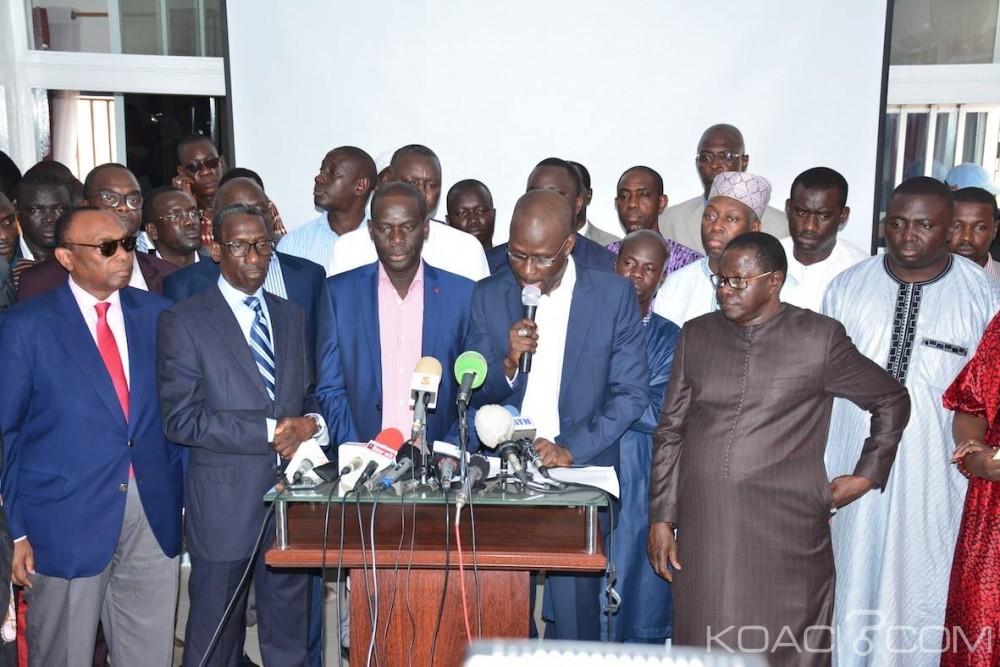 Sénégal: Combat pour la libération de Khalifa Sall, l'opposition tape sur Macky et annonce un rassemblement vendredi
