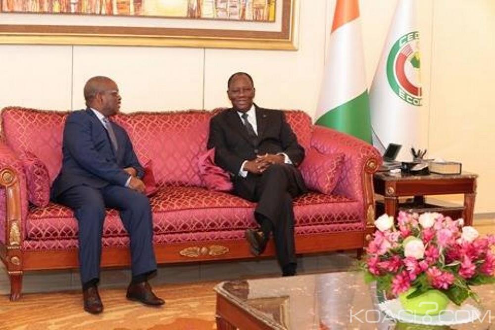 Côte d'Ivoire: Soulèvements des soldats mutins, l'UEMOA exprime sa solidarité au Gouvernement et au peuple