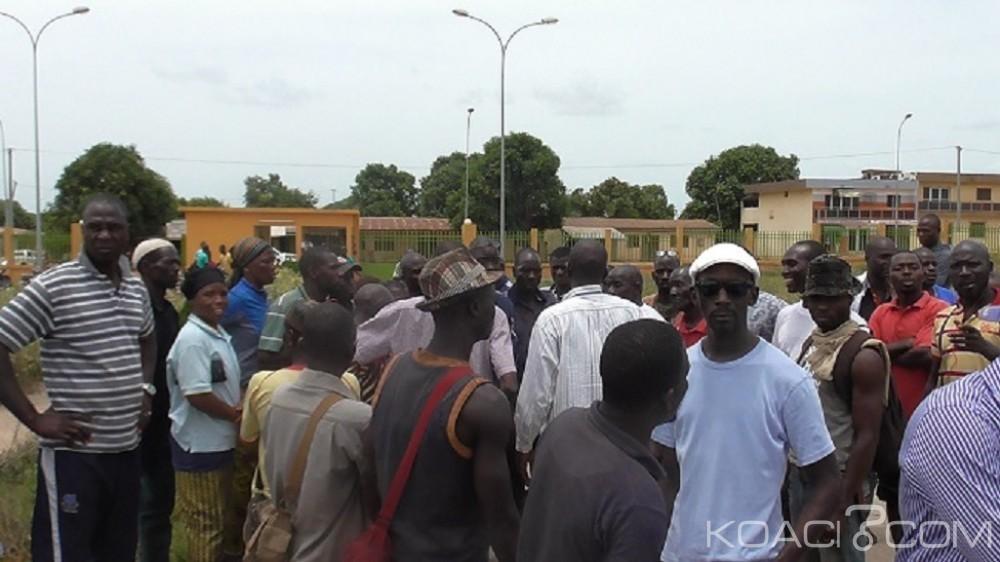 Côte d'Ivoire: Face au chef d'Etat-major, les ex combattants démobilisés exigent les mêmes primes que les 8400 soldats issus de l'ex-rébellion