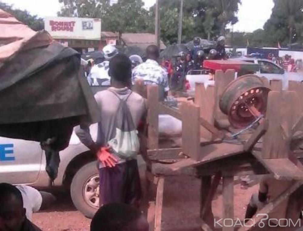 Côte d'Ivoire: Des démobilisés testent une nouvelle fois les forces de l'ordre à Gesco