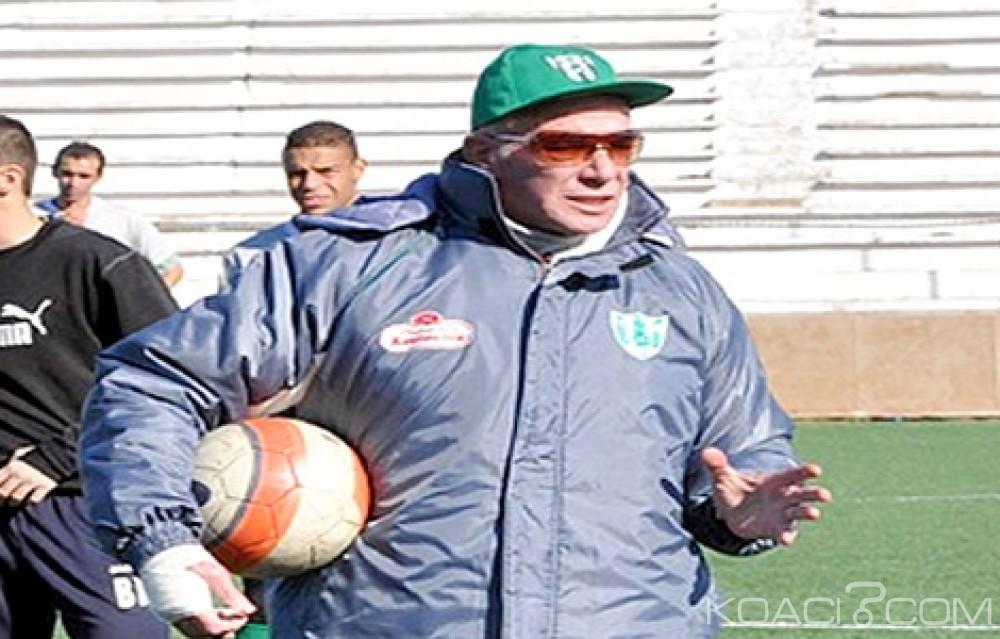Maroc: Décès à Casablanca d'Oscar Fullone, ex entraineur de l'ASEC champion d'Afrique en 1998