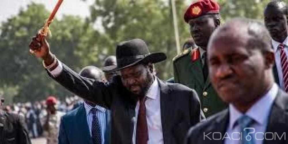 Soudan du Sud: Salva Kiir appelle à déposer les armes et au  dialogue  sans son rival Riek Machar