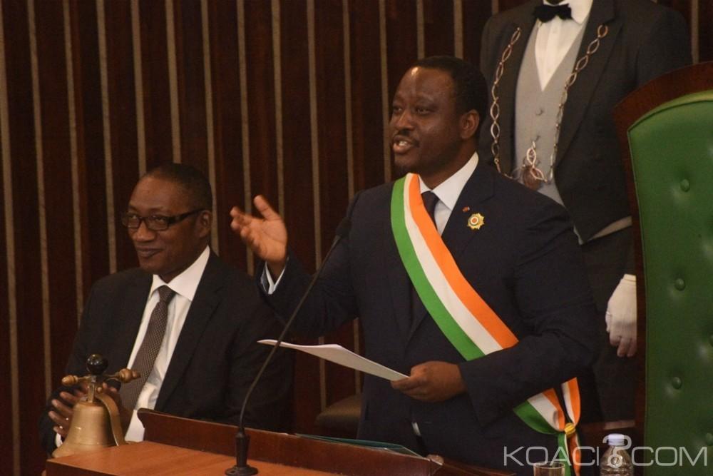 Côte d'Ivoire: Guillaume Soro à Rabat pour la 25ème Assemblée régionale Afrique l'APF