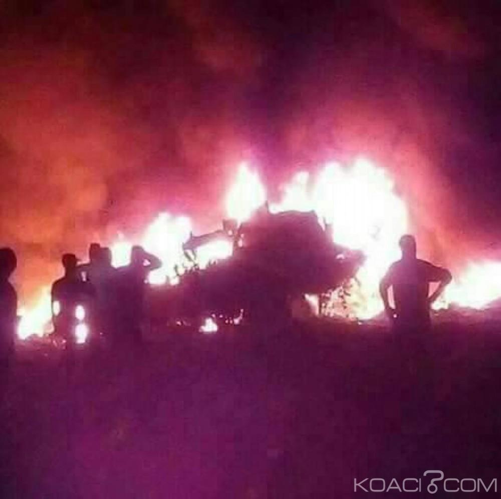 Algérie: Trois officiers  meurent dans le crash de leur hélicoptère à l'ouest d'Alger