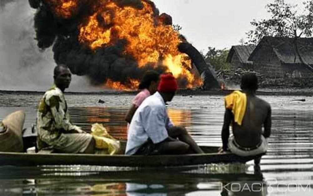 Nigeria: Nouvelle attaque de rebelles contre un gazoduc de la compagnie nationale