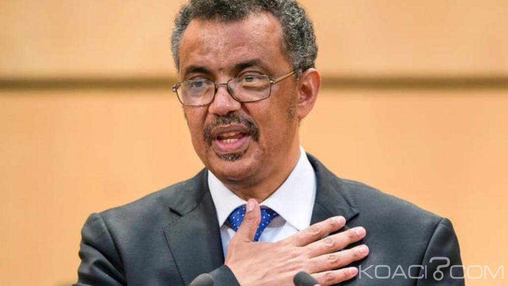 Ethiopie: Tedros Adhanom, premier africain porté à la tête de l'OMS