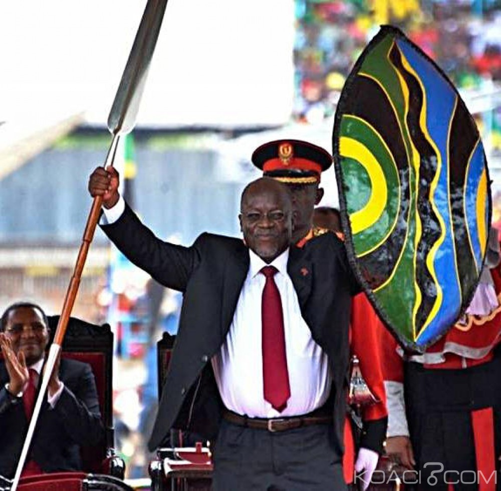 Tanzanie: John Magufuli limoge son ministre des mines