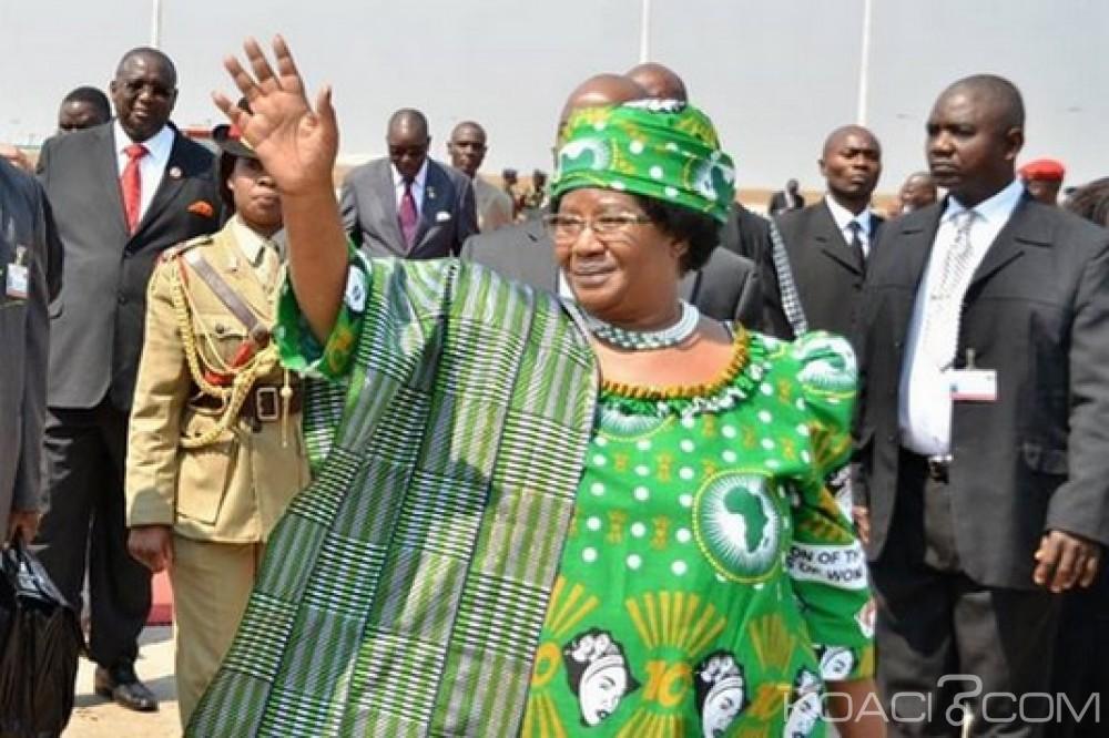 Malawi: Exode «politique» du parti PP de l'ex Présidente Joyce Banda