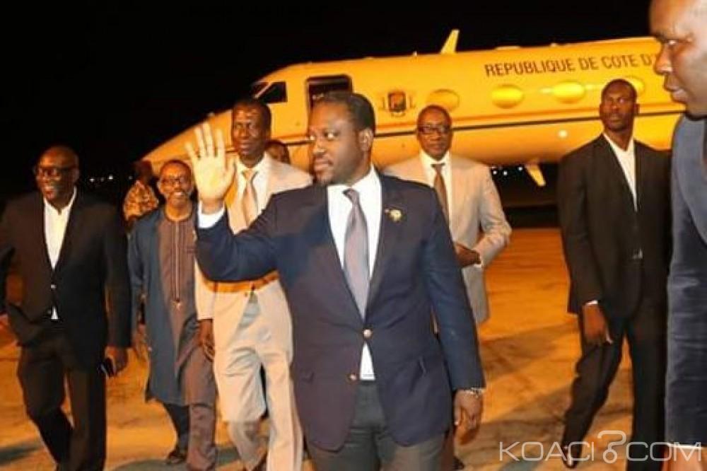Côte d'Ivoire: Retour du Maroc de Soro sans son chef de protocole remarqué et expliqué