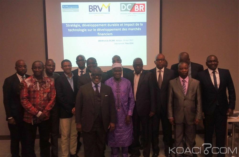 Côte d'Ivoire: BRVM et DC/BR, les Conseils d'administration annoncent la mise sur pied d'une veille stratégique pour anticiper les évolutions du marché