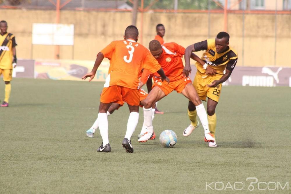 Côte d'Ivoire: Le nul de l'Asec Mimosas face à la SOA 0-0 qui relance la MTN Ligue 1