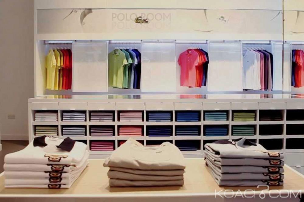 Côte d'Ivoire: Lacoste ouvrira sa première boutique officielle à PlaYce Marcory