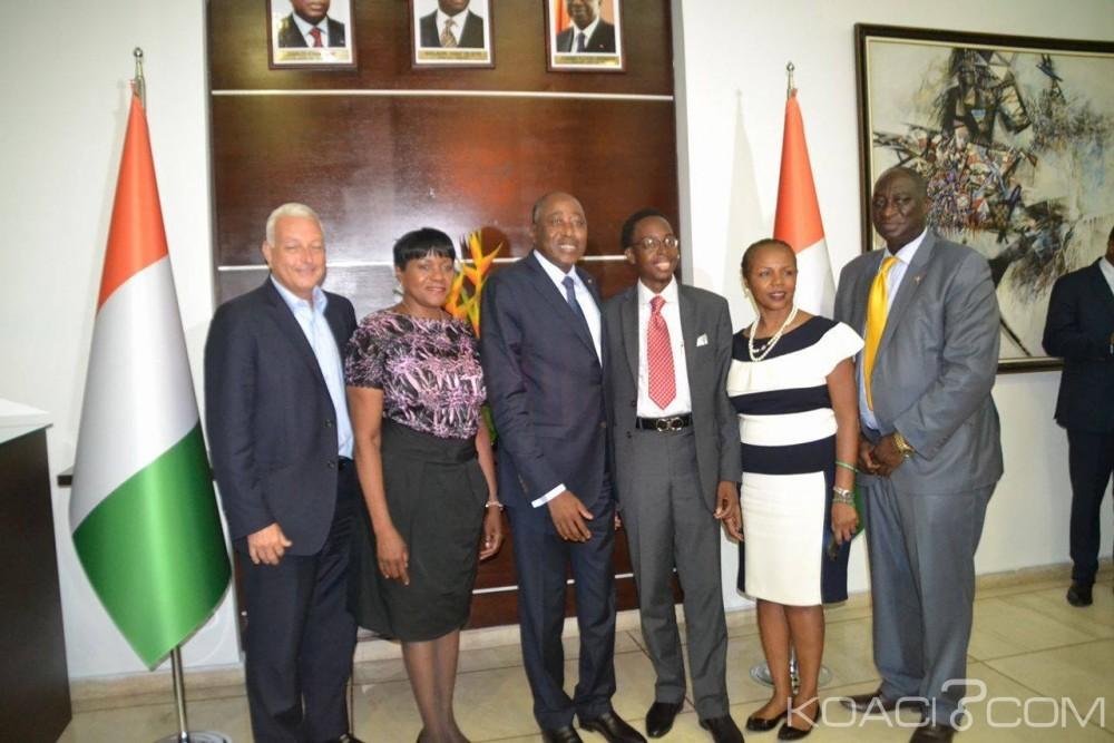 Côte d'Ivoire: Transport aérien, Abidjan plaide pour un vol direct entre la Côte d'Ivoire et les USA