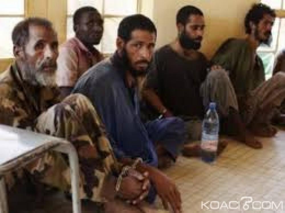 Mauritanie: Abandonnés, six prisonniers islamistes se privent de nourritures dans leur cellule