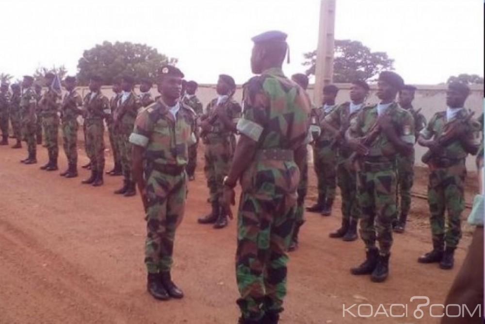 Côte d'Ivoire : Depuis Bouaké, le chef d'Etat-major, «il y a des armes qui ont été déposées effectivement»