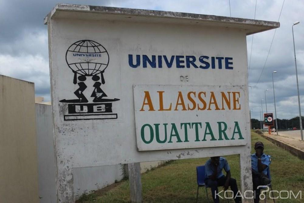 Côte d'Ivoire: Université de Bouaké, les cours et compositions perturbées par un groupe d'étudiants au Campus 2, la raison