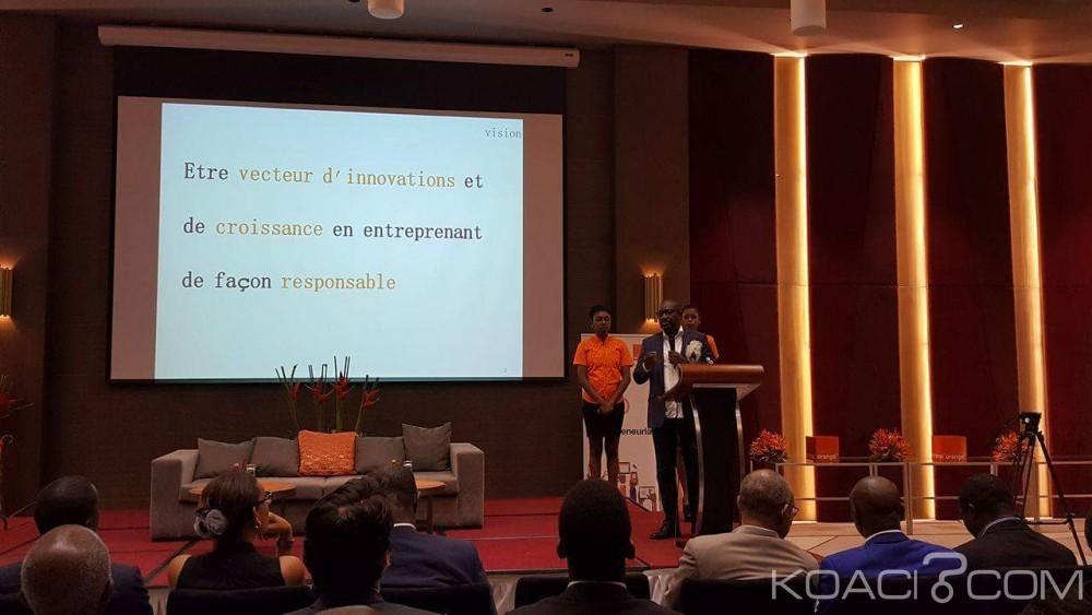 Côte d'Ivoire: Lancement de Orange Fab saison 3