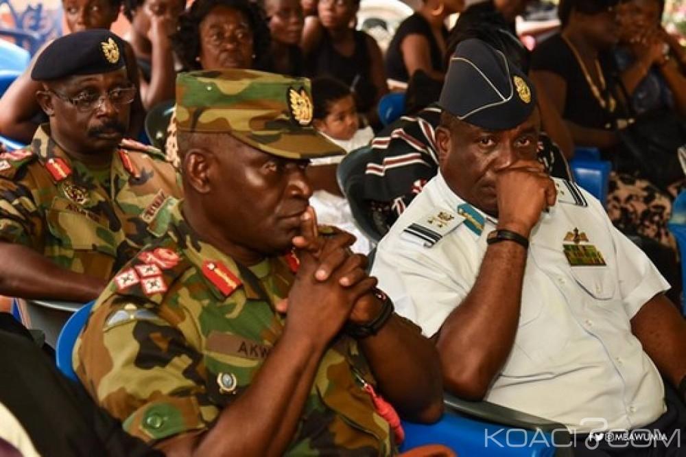Ghana: Point sur la rencontre du Chef d'Etat-major avec les militaires en fureur sur le lynchage du Capitaine Mahama
