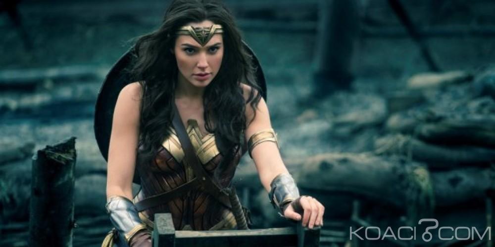 Algérie: Le film Wonder Woman interdit de diffusion