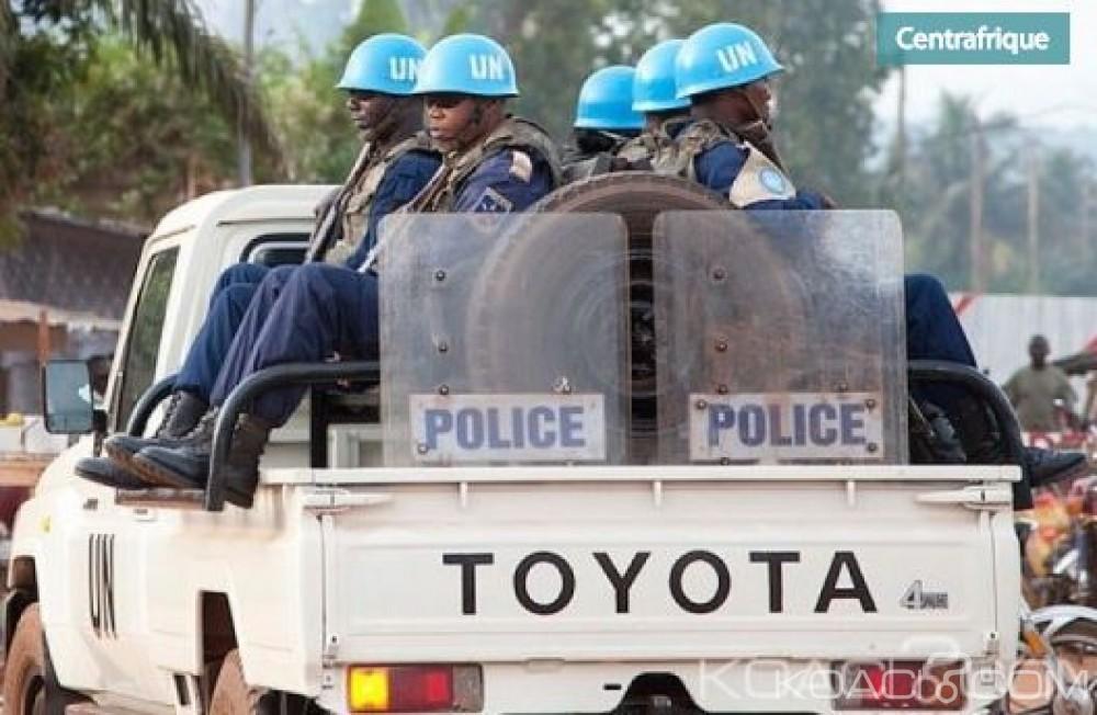 Centrafrique:  Scandales sexuels ,des casques bleus du Congo-Brazzaville  menacés d'expulsion