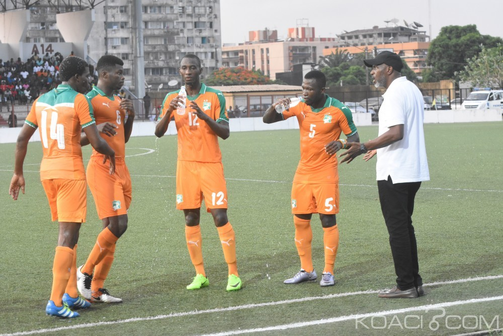 Côte d'Ivoire : Regroupement des Eléphants locaux, Kamara Ibrahim fait appel à Guiagon Parfait et quatre nouveaux pensionnaires de la ligue 2