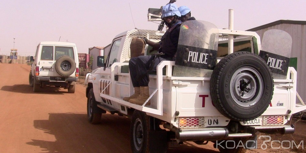 Mali:  Attaque contre un camp de la Minusma à Kidal, 3 morts et 8 blessés