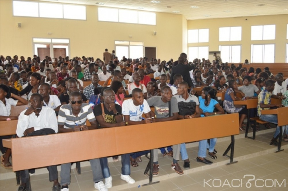 Côte d'Ivoire: Le rapport sur «l'apatridie et la nationalité» Adjami  présenté aux étudiants et enseignants à Bouaké