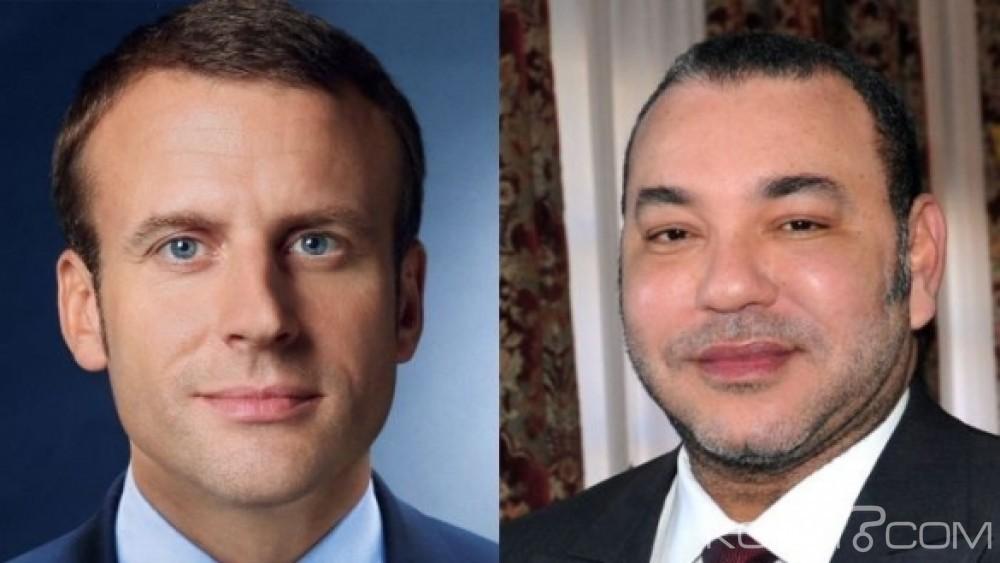 Koacinaute:  Le Président Français, Emmanuel Macron, effectuera sa 1ère visite officielle pour un pays du Maghreb au Maroc