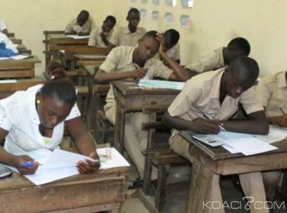 Côte d'Ivoire: Les épreuves écrites du BEPC débutent demain, Kandia à Toumodi pour le lancement officiel