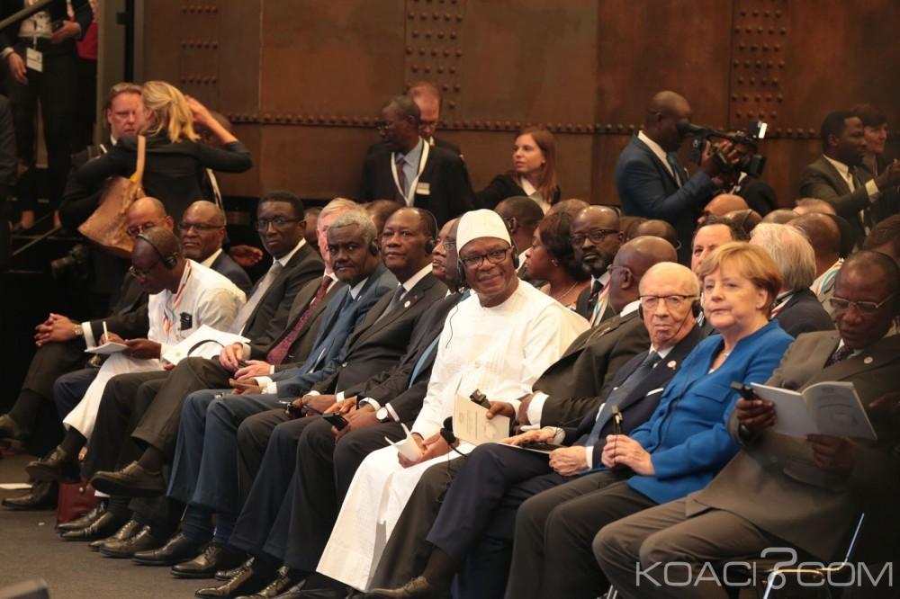 Côte d'Ivoire: A Berlin au G20 sur l'Afrique, Ouattara salue le «Plan Marshall» proposé par l'Allemagne